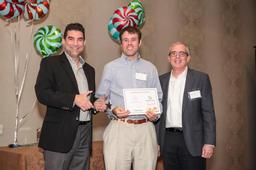 Economics Teacher Rob Frackelton Wins First Place at Conference