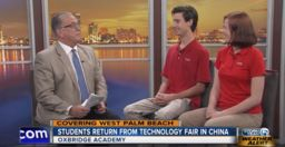 AI Scholars Featured on WPTV