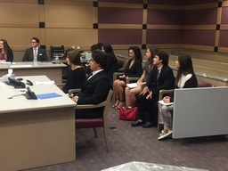 Learning Due Process Through Mock Trials