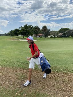 Sophomore Uses Golf to Help Underprivileged Kids