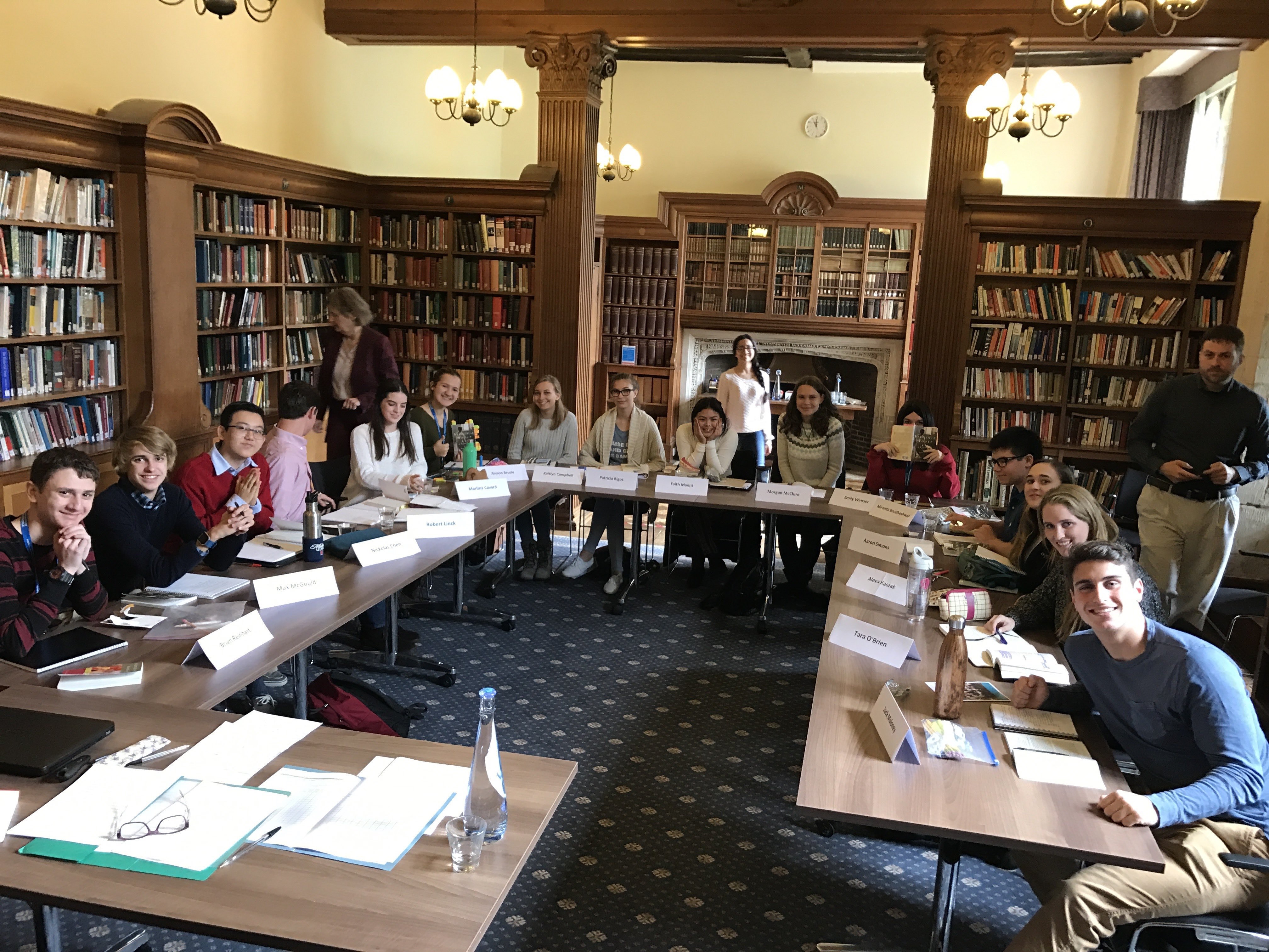 signature programs oxbridge academy foundation inc the cambridge connection deepened last year when we sent four oxbridge teachers to study the institute for continuing education summer program